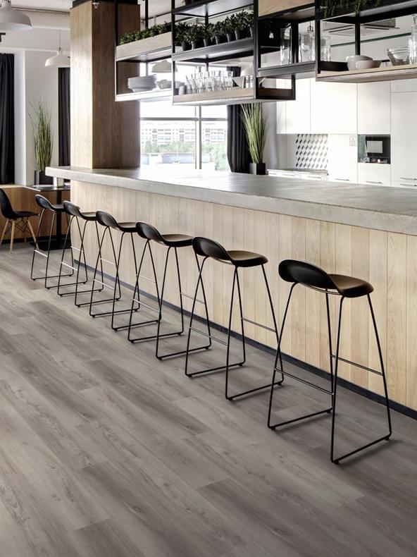 Inzpyra modular vinyl floors